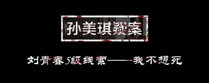 孙美琪疑案刘青春我不想死位置介绍