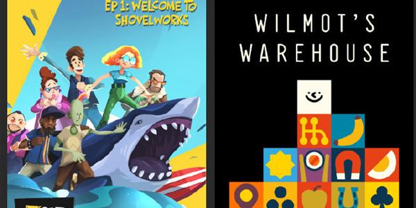 2020年8月7日Epic免费领《威尔莫特的仓库》GOG送《巫师加强版》