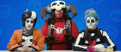 荒野乱斗琥珀角色技能介绍