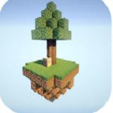 空岛世界生存游戏