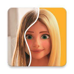 迪士尼公主脸app